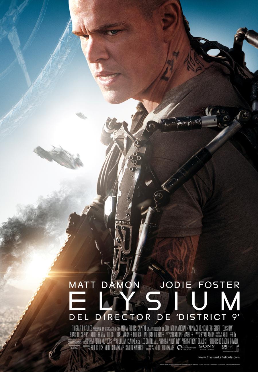 Elysium: Asalto al Paraíso