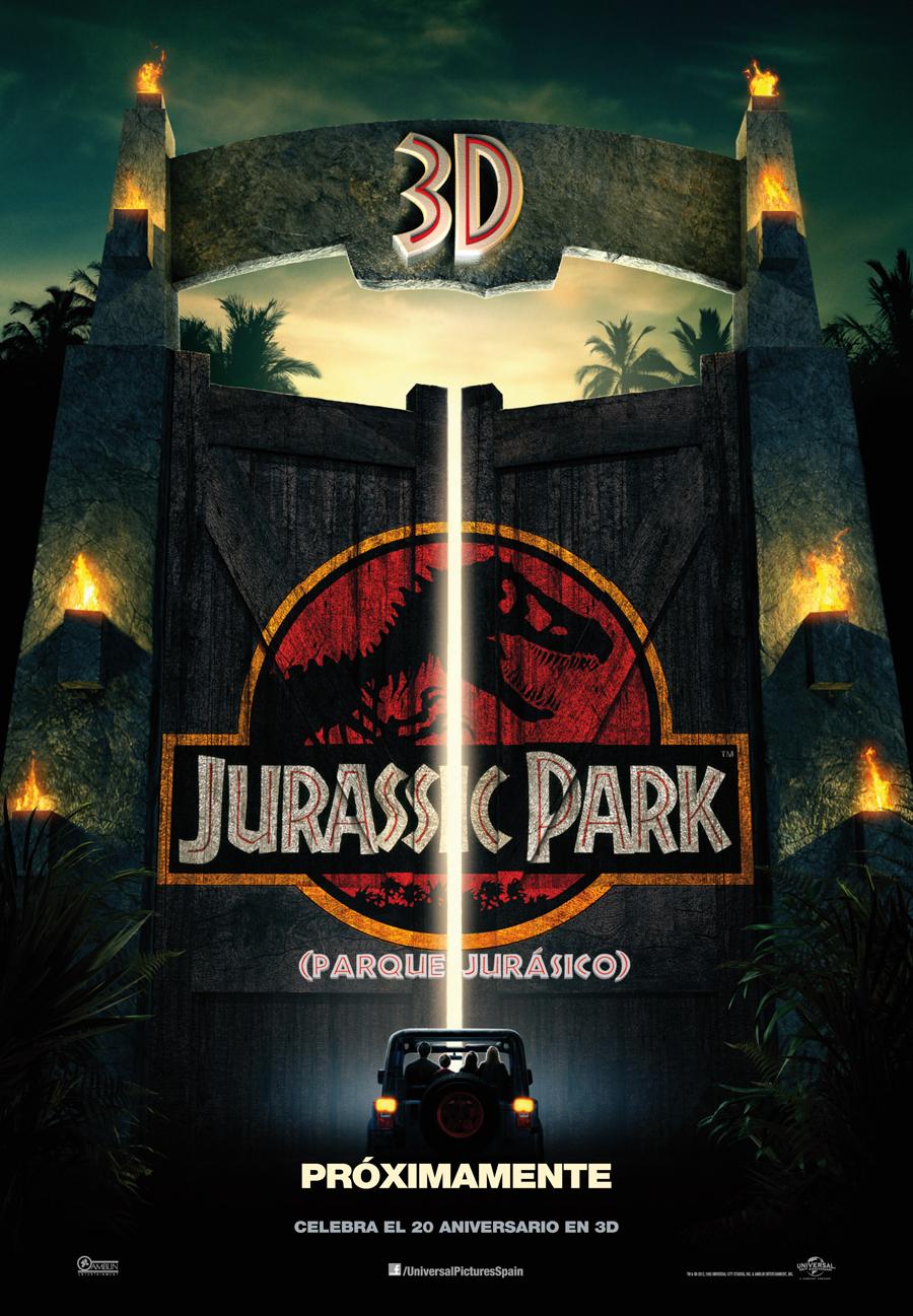 Parque Jurásico 3D: Un agradable reencuentro