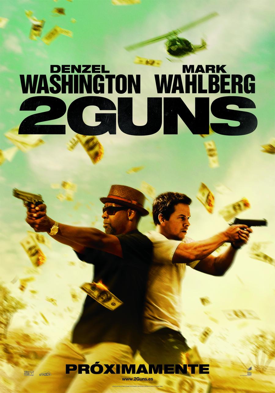 2 Guns: Ébano y marfil