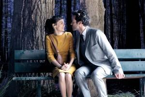 Audrey Tautou y Romain Duris en La espuma de los días