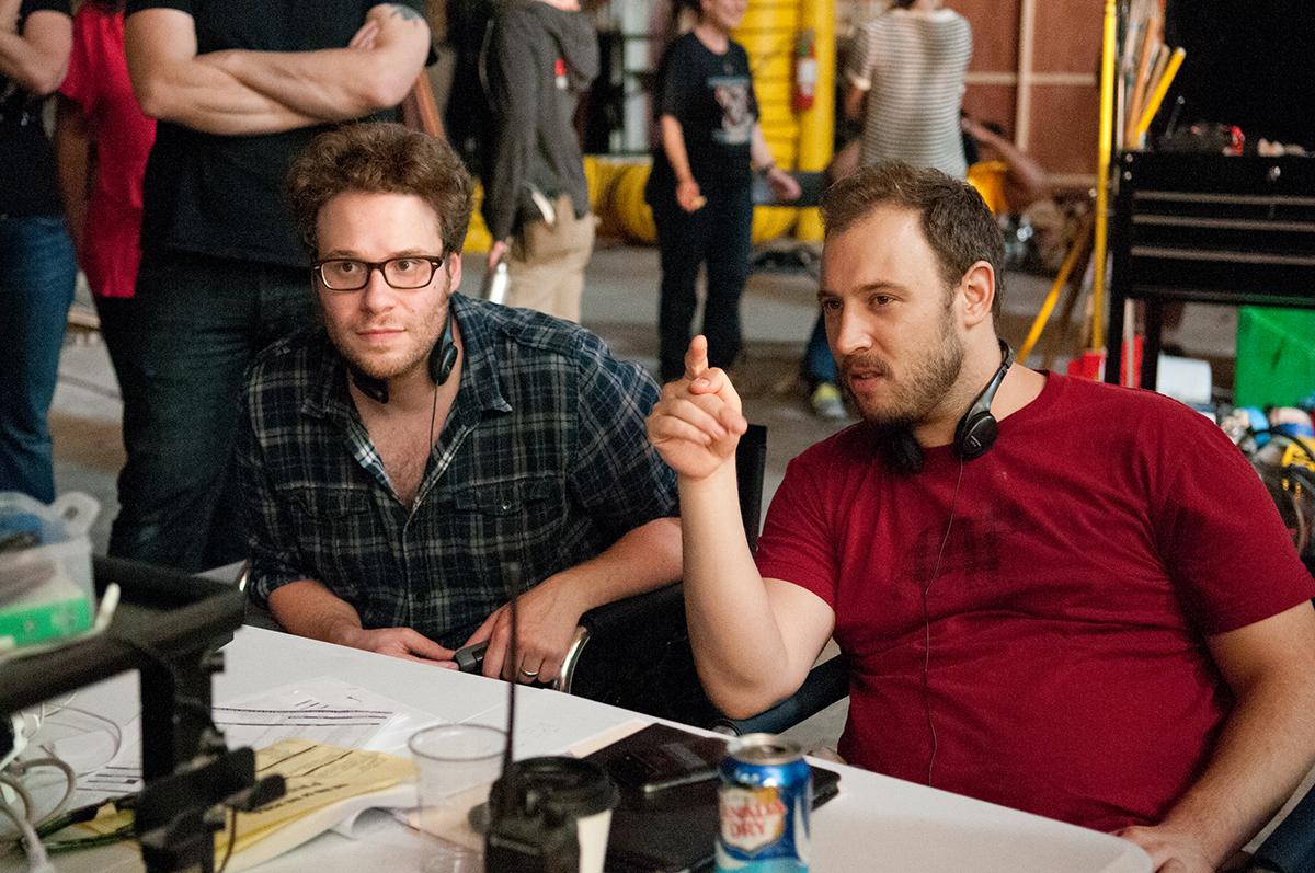 Seth Rogen y Evan Goldberg vuelven a la carga