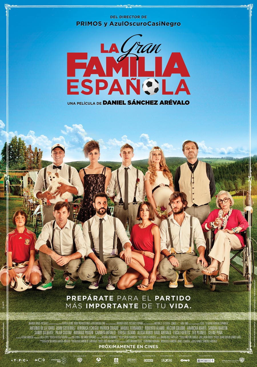 La gran familia española: Tiro al poste