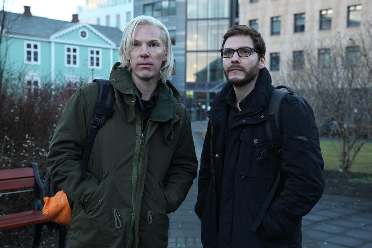 El quinto poder (Dentro de Wikileaks): Trailer