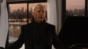 Michael Keaton en Atrapada en la oscuridad