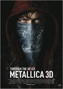 Metallica: Through the Never - Poster