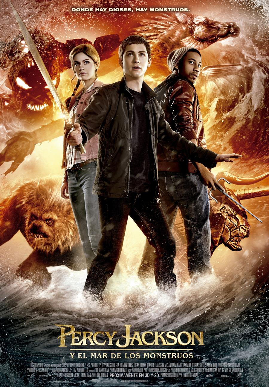 Percy Jackson y el mar de los monstruos: Segunda oportunidad