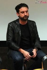 Eugenio Mira en la presentación de Grand Piano