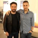 Eugenio Mira y Rodrigo Cortés en la presentación de Grand Piano (5)