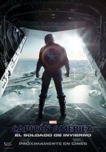 Capitán América: El soldado de invierno - Teaser poster