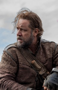 Russell Crowe en Noé