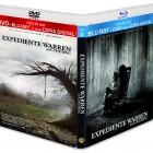 Combo Pack (Blu-ray + DVD + Copia Digital) de Expediente Warren – The conjuring