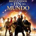 Bienvenidos al fin del mundo - Poster