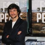 Carlos Agulló en la presentación de Plot for Peace (3)