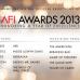 Premiados American Film Institute 2013