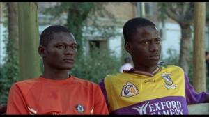 Setigui Diallo y Hamidou Samaké en Diamantes negros