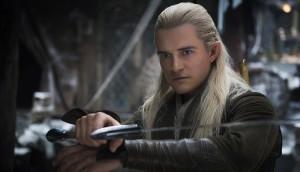 Orlando Bloom en El hobbit: La desolación de Smaug