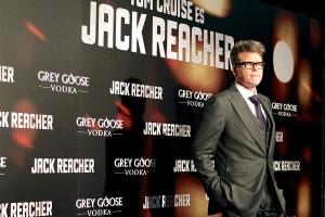Christopher McQuarrie en la presentación de Jack Reacher