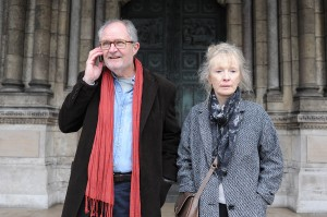 Jim Broadbent y Lindsay Duncan en Le Week-End