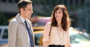 Ben Stiller y Kristen Wiig en La vida secreta de Walter Mitty