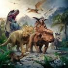 Caminando entre dinosaurios - Poster final