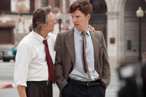 Chris Cooper y Benedict Cumberbatch en Agosto