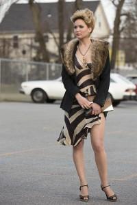 Jennifer Lawrence en La gran estafa american