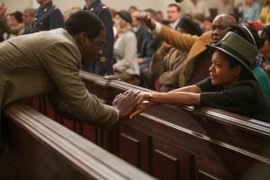 Idris Elba y Naomie Harris en Mandela: Del mito al hombre