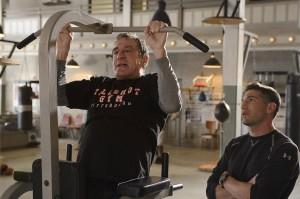 Robert De Niro y Jon Bernthal  en La gran revancha