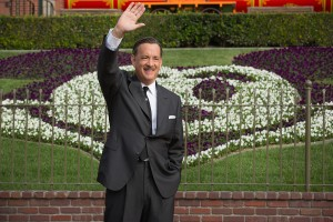 Tom Hanks en Al encuentro de Mr. Banks