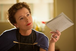 Emma Thompson en Al encuentro de Mr. Banks
