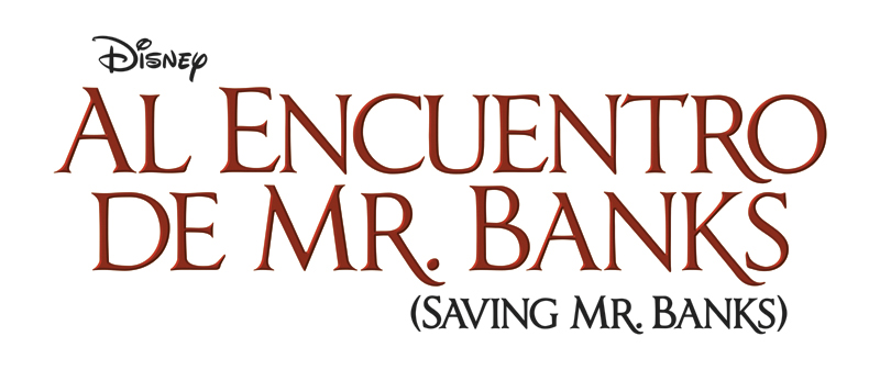Al encuentro de Mr. Banks - Logo