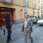 Santiago Segura en el rodaje de Torrente 5 (2)