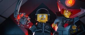 Poli malo y Mega Malo en La LEGO película