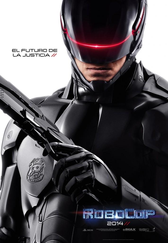 RoboCop (2014) - Teaser Poster