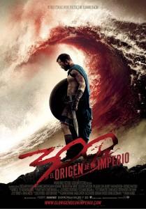 300: El origen de un imperio - Teaser poster 2