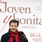 François Ozon en la presentación de Joven y bonita (3)