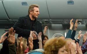 Liam Neeson en Non-Stop (Sin escalas)