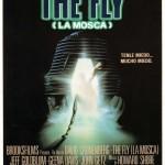 La mosca (1986) - Poster