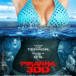 Piranha3DD - Poster