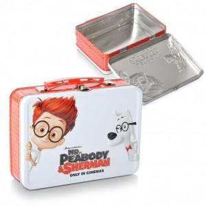 Lunch Box de Las aventuras de Peabody y Sherman