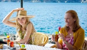 Imogen Poots y Toni Collette en Mejor otro día