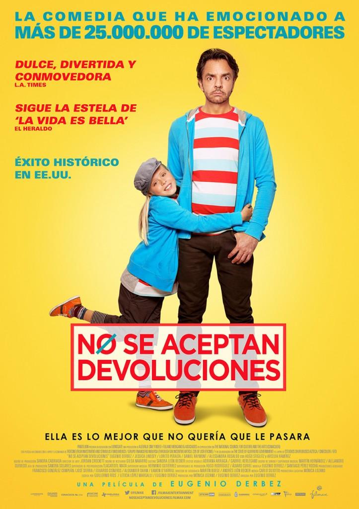 No se aceptan devoluciones - Poster