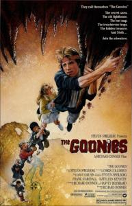 Los Goonies - Poster americano