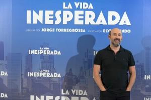 Javier Cámara en la presentación de La vida inesperada (3)