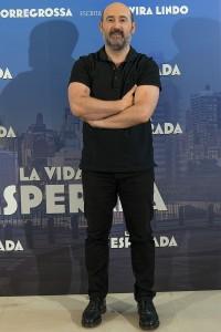Javier Cámara en la presentación de La vida inesperada (2)
