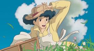 Nahoko en El viento se levanta