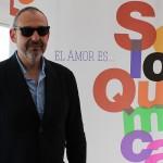 Alfonso Albacete en la presentación del proyecto Solo química (3)