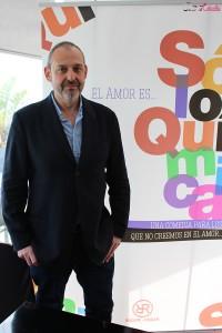 Alfonso Albacete en la presentación del proyecto Solo química (4)