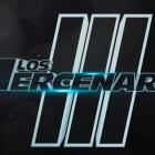 Logo Los mercenarios 3