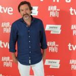 Ginés García Millán en la presentación de Amor en su punto (2)